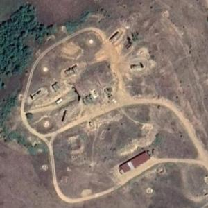 Armed S-300 SAM Site (Google Maps)