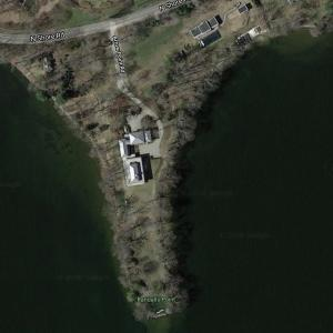Douglas A. P. Hamilton's house (Google Maps)