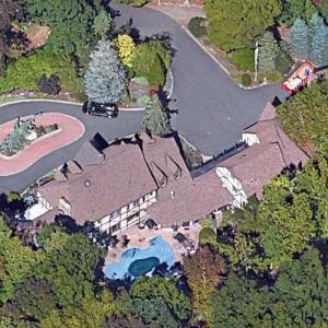 Damien Woody's house (Google Maps)