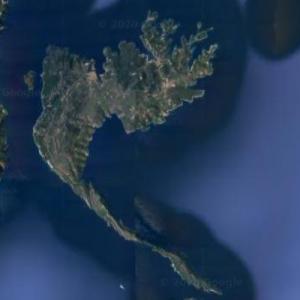 Meganisi (Google Maps)