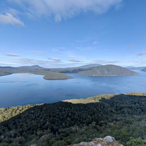 Lake Hauroko (StreetView)