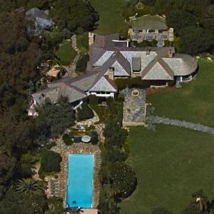 Tom Cruise & Katie Holmes' House (former) (Google Maps)