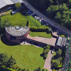 'Casa Montagnola' by Mario Botta (Google Maps)