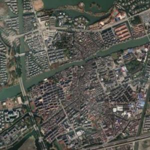 Zhujiajiao (Google Maps)
