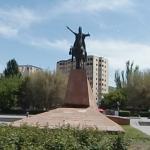 Vardan Mamikonian Statue