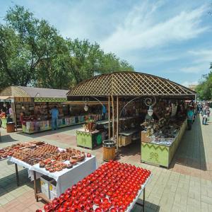 Yerevan Vernissage (StreetView)
