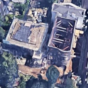 Dame Margot Fonteyn's House (Deceased) (Google Maps)