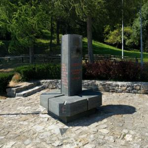 Geographical Center of Slovenia (StreetView)