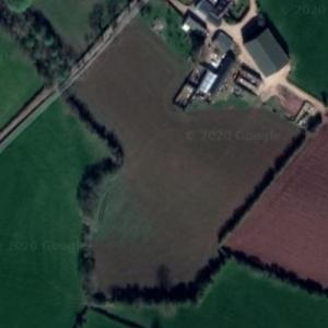 Geographical Center of Northern Ireland (Google Maps)