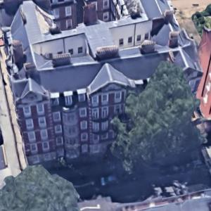 Princess Diana's Flat (Google Maps)
