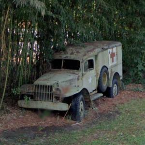 Dodge WC54 Ambulance (StreetView)