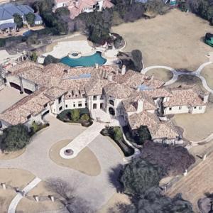 Tim Gillean's House (Google Maps)