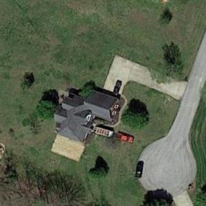 Geographical Center of Kentucky (Google Maps)