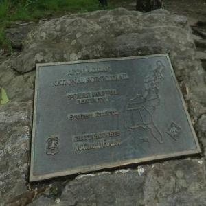 Appalachian Trail Southern Terminus (StreetView)