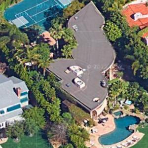Graham King's House (Google Maps)