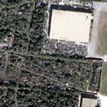 Aircraft Junk Yard (Google Maps)