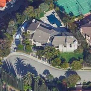 Sam Gores' House (Google Maps)