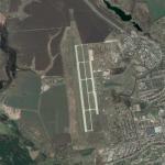 Chuguev air base