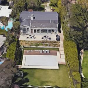Avril Levigne's House (Google Maps)