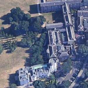 Strawberry Hill House (Google Maps)