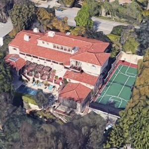 Christopher Lloyd's House (Google Maps)