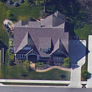 Philip Rivers' house (Google Maps)