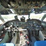 An-24B cockpit