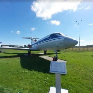 Yak-40 (StreetView)