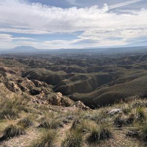 Desierto de Gorafe (StreetView)