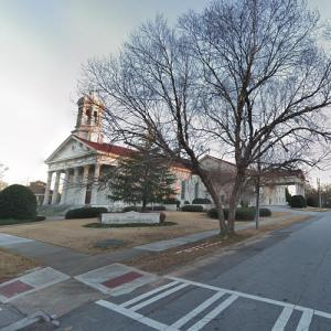 Covington First United Methodist Church (StreetView)