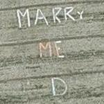 'Marry Me D' (Google Maps)