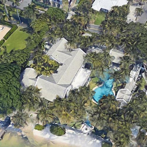 Sylvester Stallone & Jennifer Flavin's House (Google Maps)