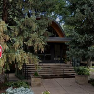 'Christ Episcopal Church' by Studio B Architects (StreetView)