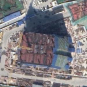 Intime-Hilton Hotel under construction (Google Maps)