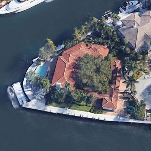 Photo: house/residence of the headstrong 1000 million earning Charlotte, North Carolina, U.S.-resident