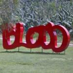 'BLOOD' by Thierry Alet