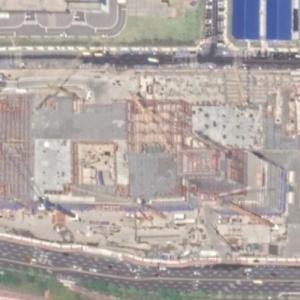 Daejeon Science Complex under construction (Google Maps)