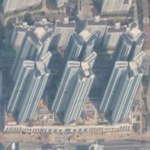 Daebang The M City (Google Maps)