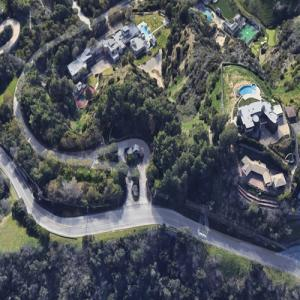 North Beverly Park Entrance (Google Maps)