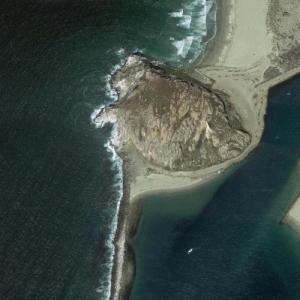 Morro Rock (Google Maps)