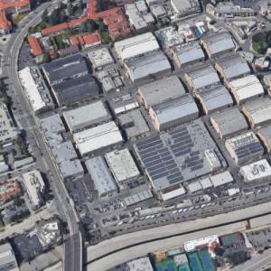 Warner Bros. Studios Burbank (Google Maps)