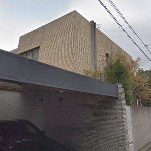 Embassy of Sudan, Japan (StreetView)
