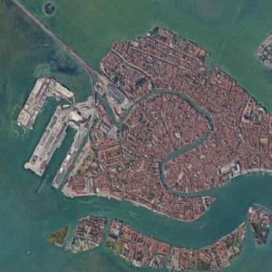 Venice (Google Maps)