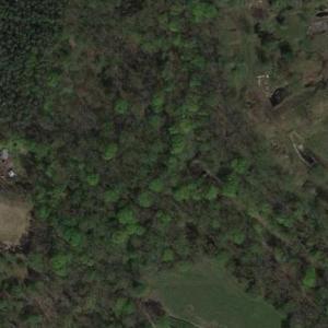 "Inglourious basterds movie scene with the ""Bear Jew"" (Google Maps)"