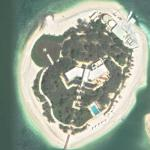 "Michael Schumachers private ""The World""- Island Dubai"