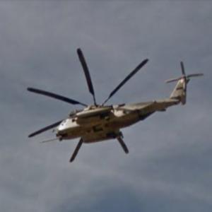 USMC CH-53E Super Stallion (StreetView)