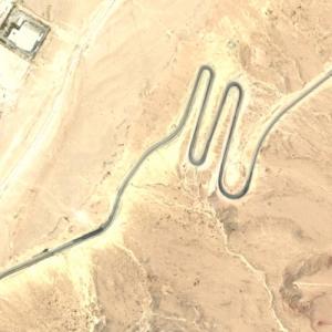 "Mitzpe Ramon Visitors Center, Dennis Lloyd Music video ""Alien"" (Google Maps)"