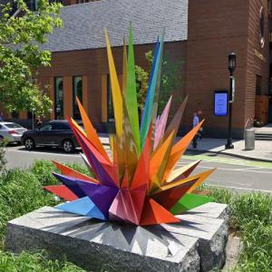 'Creation: Light' by Okuda San Miguel (StreetView)