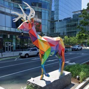'Diversity: Wild' by Okuda San Miguel (StreetView)