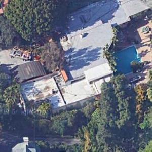 Joan Mangum and Stan Magid's House (Google Maps)